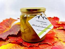 Artichaut à l'huile d'olive extra vierge